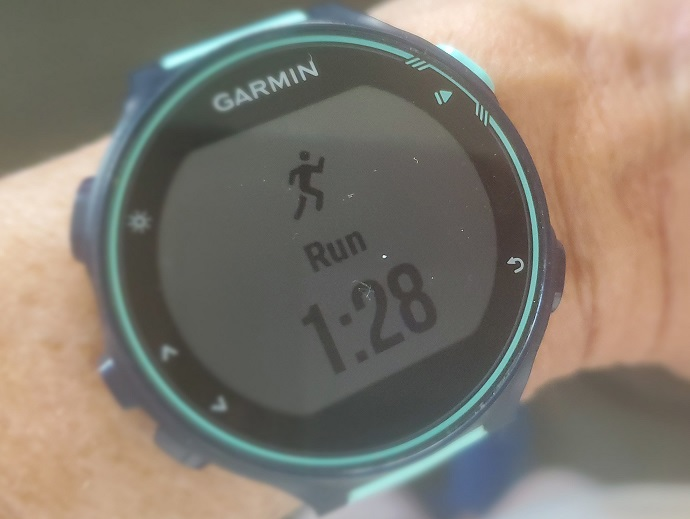 Training with a Run-Walk Program