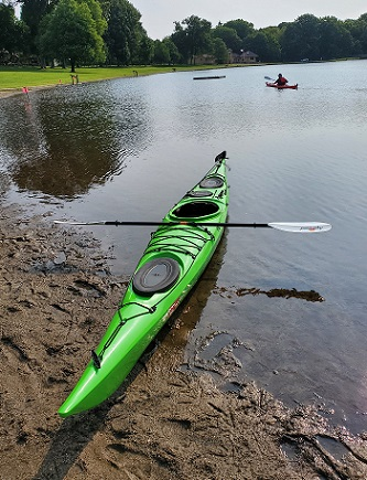 Kayaking for Fun and Fitness