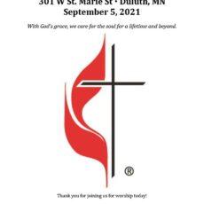 Worship Kit for September 5, 2021