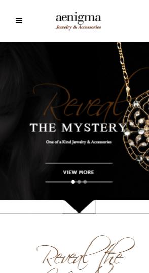 Aenigma Jewelry Accessories – Collingswood NJ