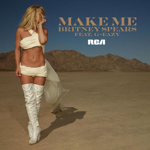 Britney Spears 'Make Me'