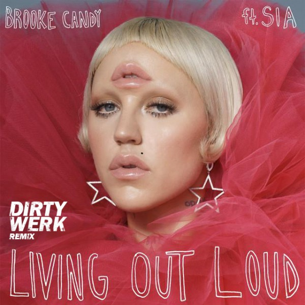Brooke Candy 'Living Out Loud'