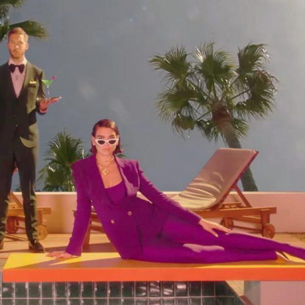 CALVIN HARRIS & DUA LIPA 'One Kiss' (Columbia)