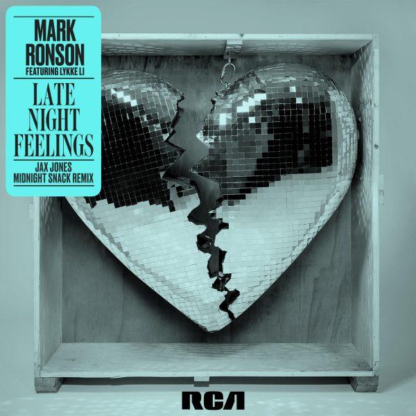 Mark Ronson ft Lykke Li 'Late Night Feelings'
