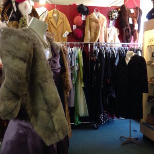 Crown Chic at the Sherman Oaks Antique Mall feat. preowned designer vintage clothing