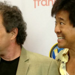 Curtis Armstrong and Brian Tochi