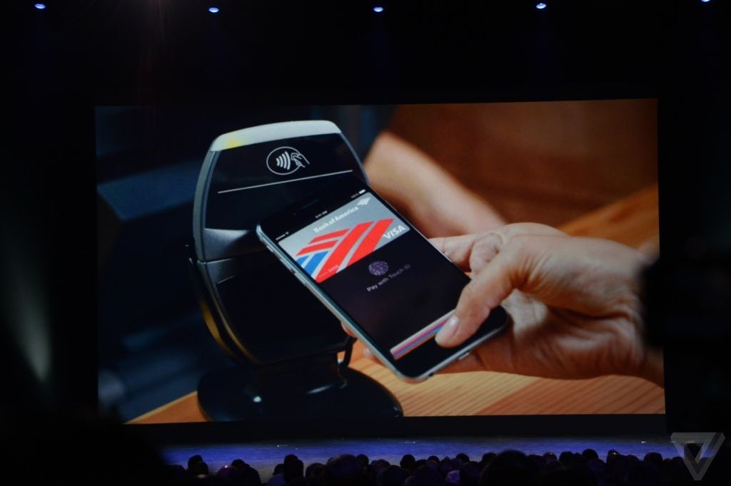 iPhone6 NFC payments system