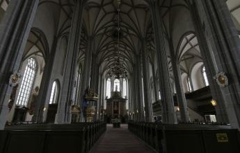 Собор Петра и Павла в Герлице. Германия.