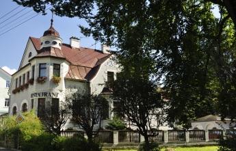 Маленькая гостиница в Саксонии