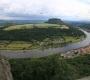Красивейший вид на Саксонскую Швейцарию