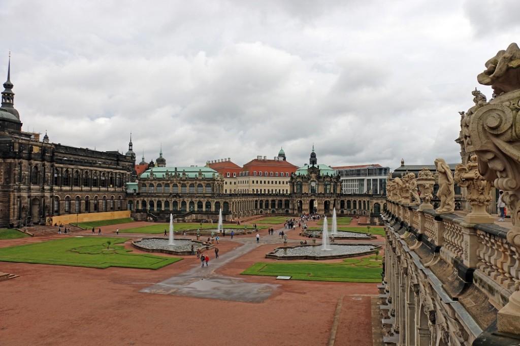 Дрезден. Чудо памяти.   Туры по Германии