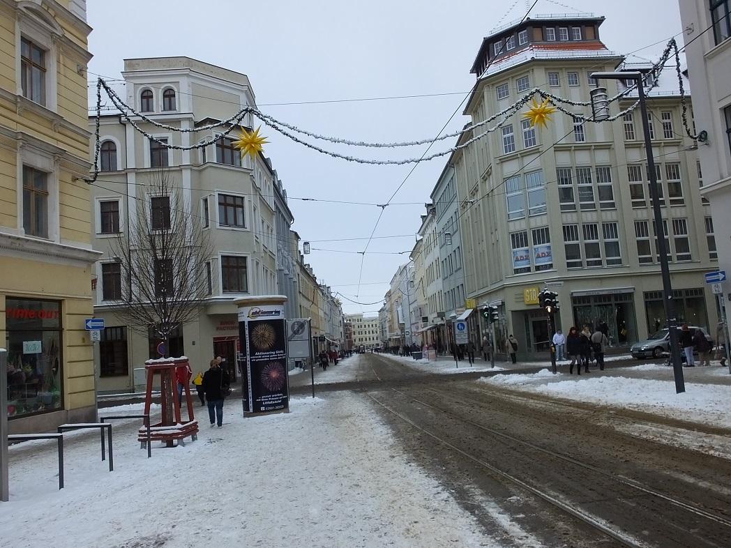 Новогодний тур в Саксонию и Богемию