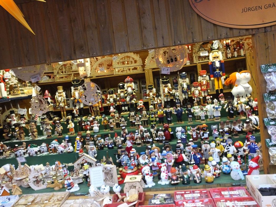 Рождественские ярмарки Германии и Чехии