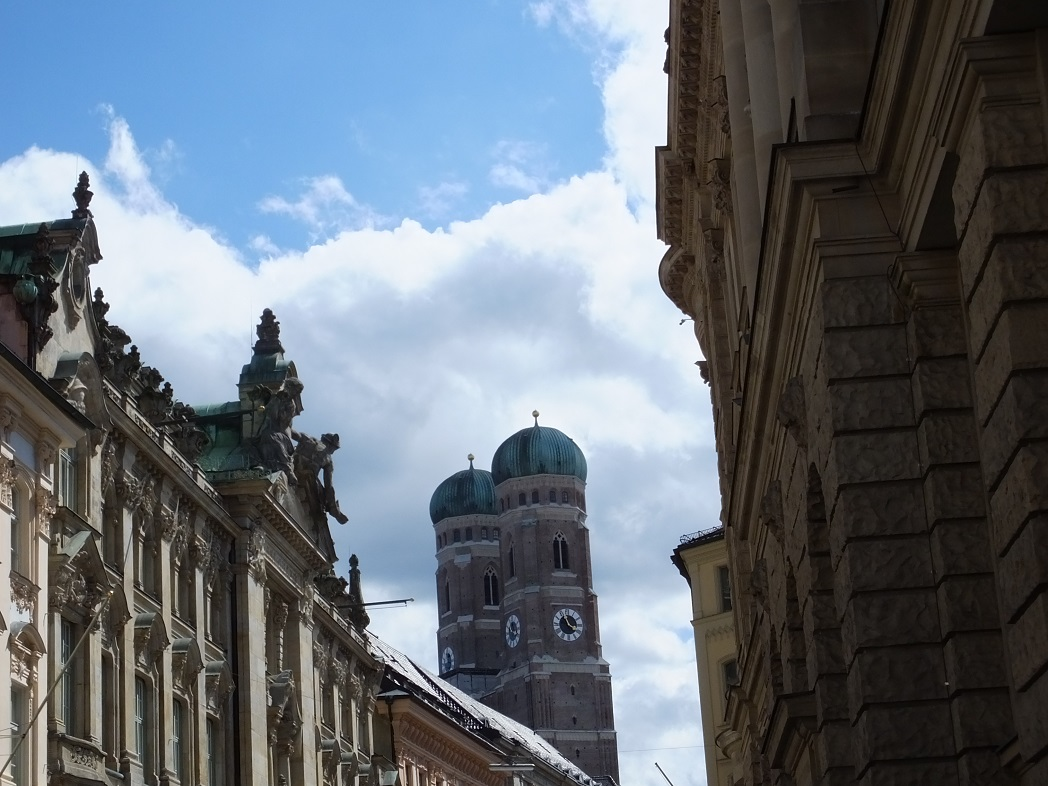 Мюнхен.