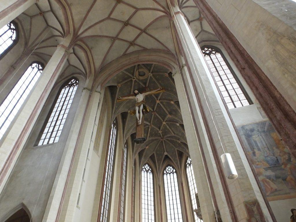 Ландсхут. Церковь Святого Мартина.