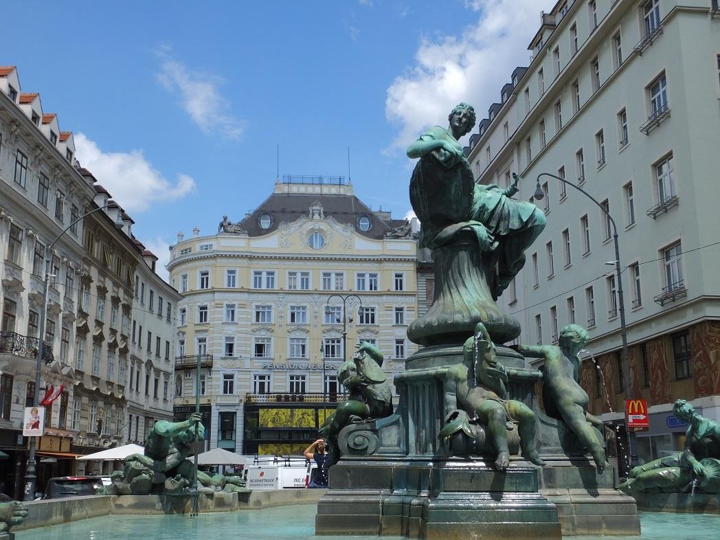Организованный тур в Моравию и Вену