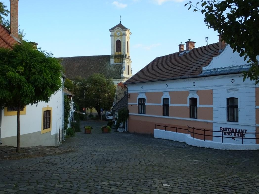 Сентендре. Венгрия.
