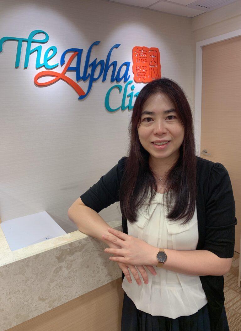 Ms. Carol Au Yang, Therapist (Child and Youth)
