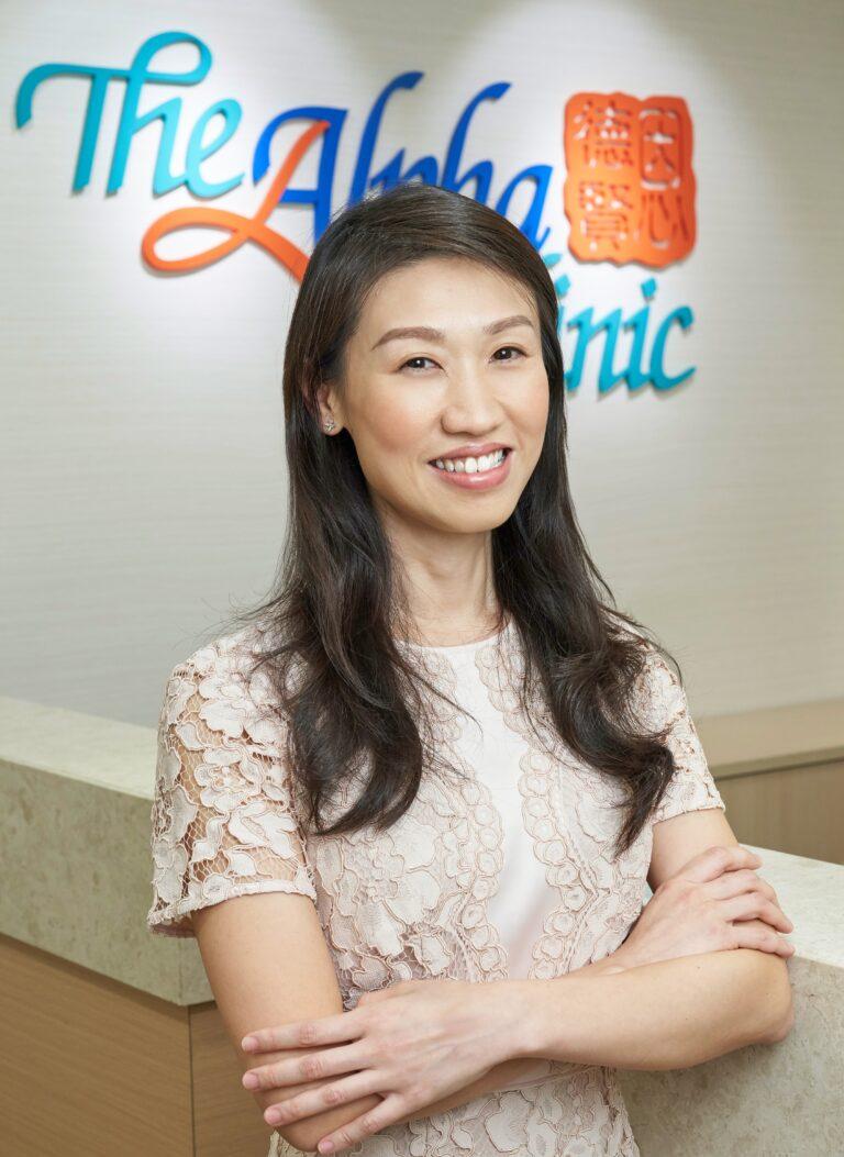 Dr. Elisabeth Wong, Specialist in Psychiatry