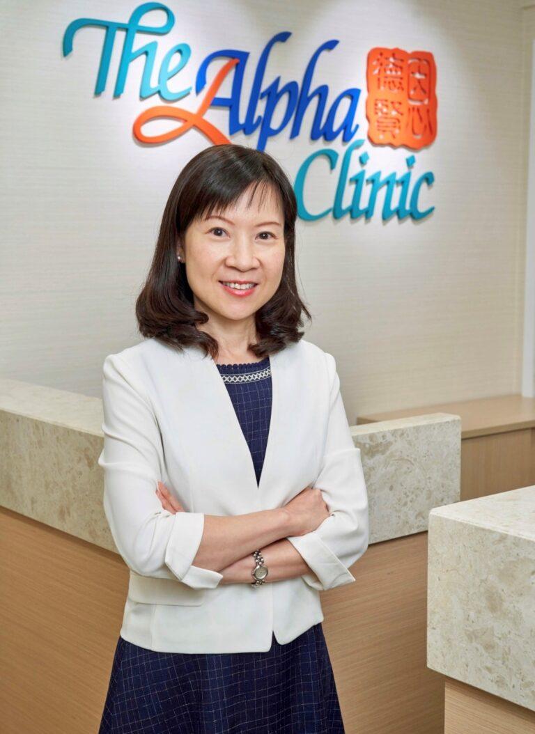 Dr. Patty Yim, Specialist in Psychiatry