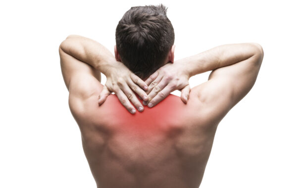 Neck Muscle Strain