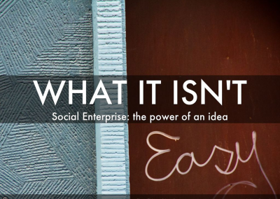 Everything You Want to Know about Social Entrepreneurship, But Were Afraid to Task