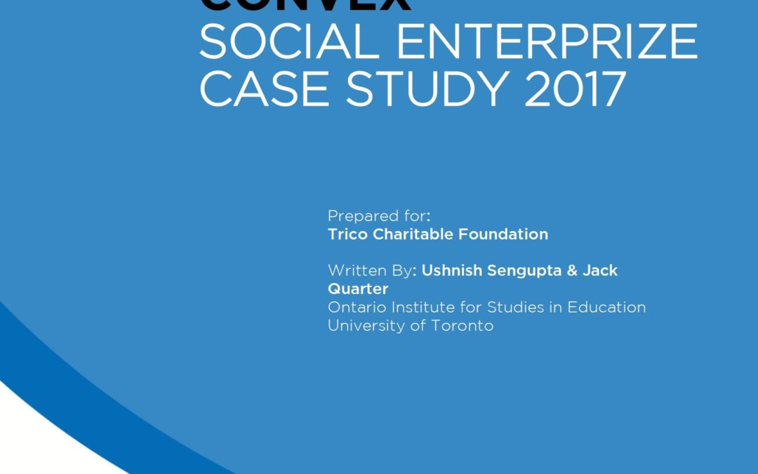 Groupe Convex: Social EnterPrize Case Study