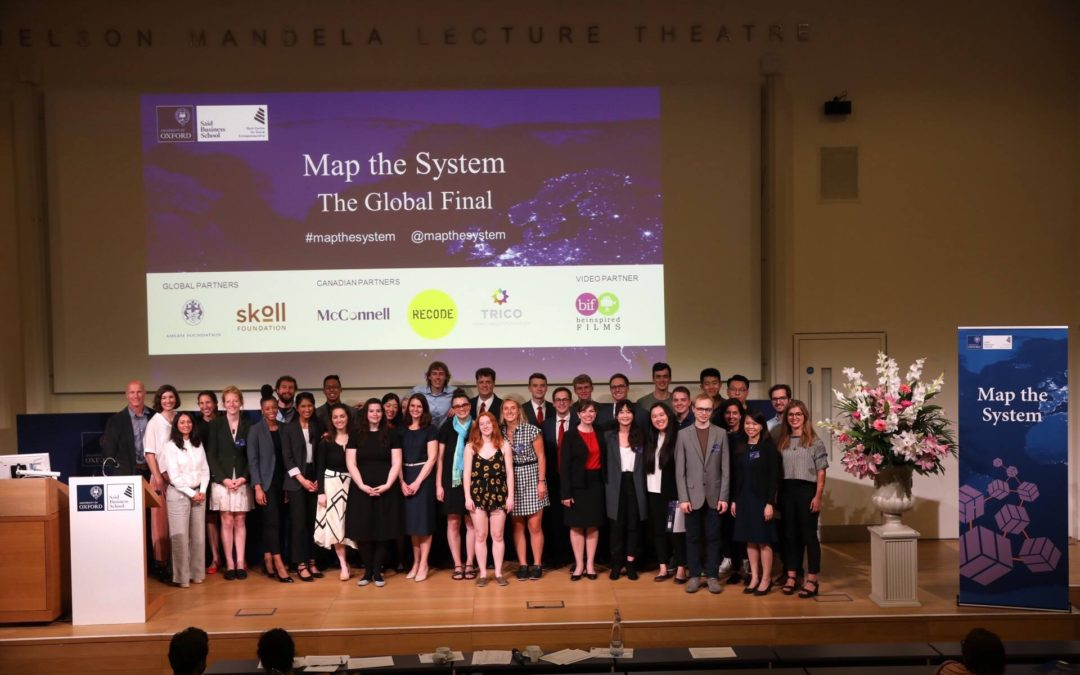 Students Put Canada 'on the Map': Take Home Grand Prize for 2nd Straight Year