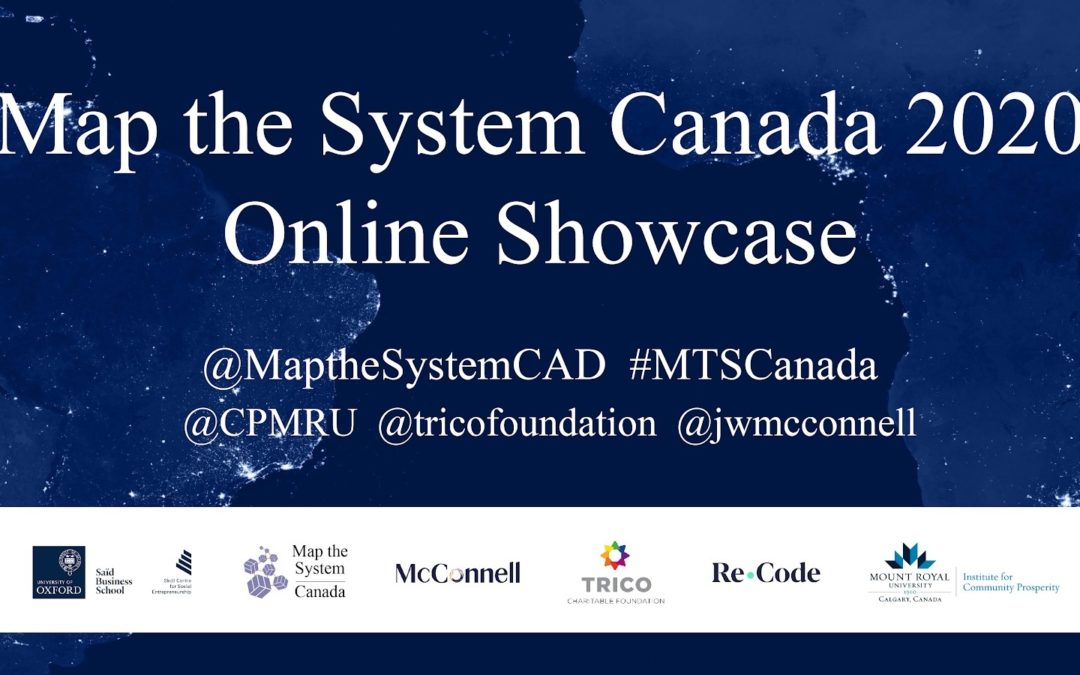 Canadian Map the System Finals 2020: A Virtual Triumph