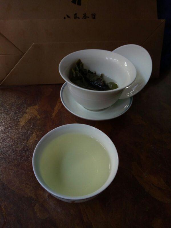 china oolong ti kuan yin