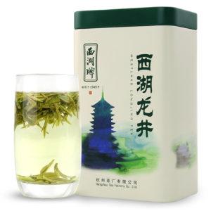 lung ching dragonwell green tea