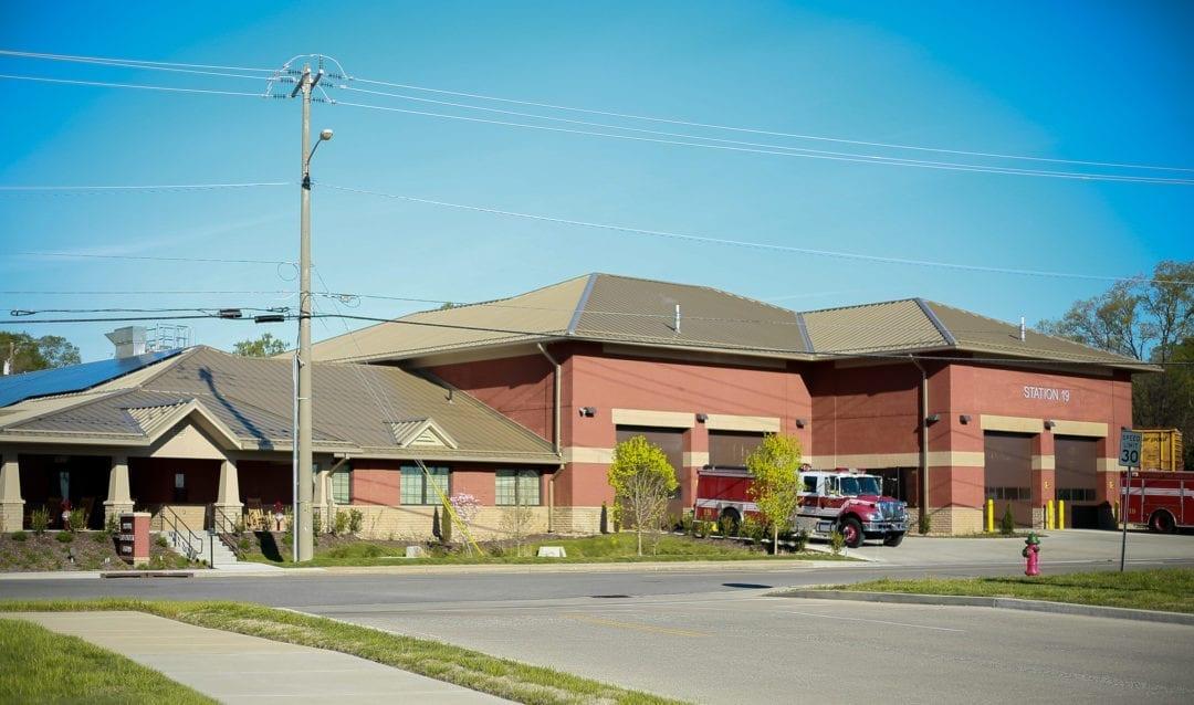 Nashville Fire Department Station 19