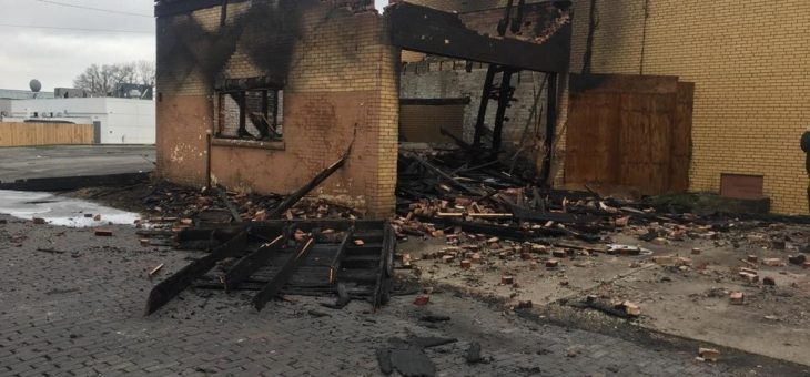 43% of vacant building fires were in properties that were secured.