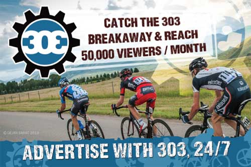 Advertise with 303!