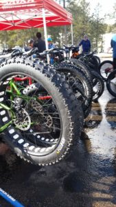 snow bike tires