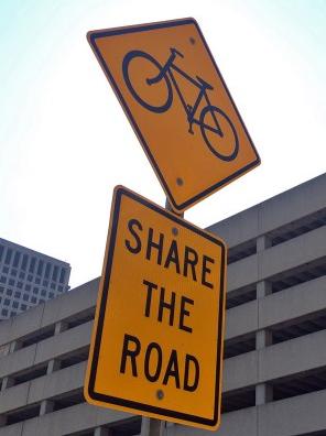 share road