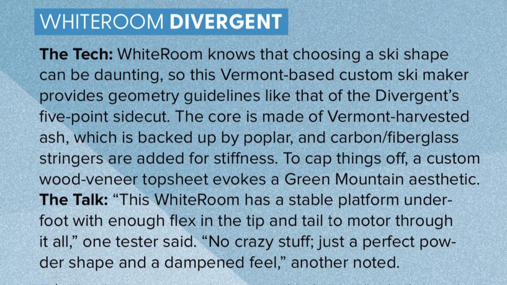 2020 Backcountry Magazine Gear Guide