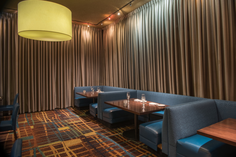 CP lounge booths