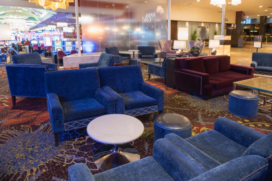 GSR Casino floor