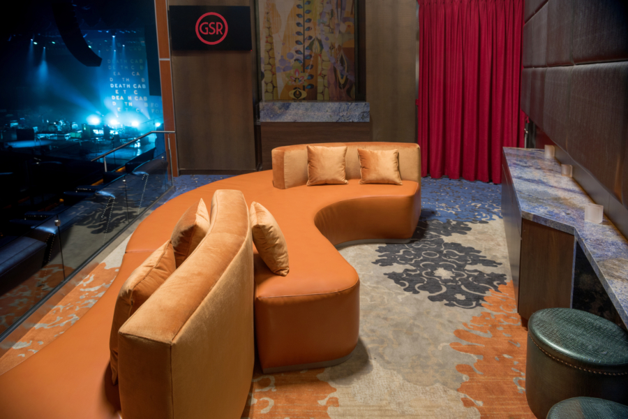GSR Private theater booth