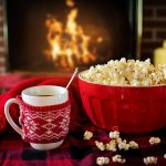 Popcorn on a Sunday Afternoon