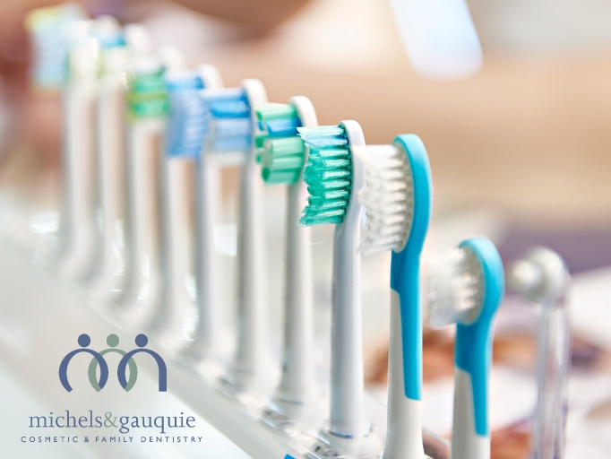 replacement toothbrush heads with logo