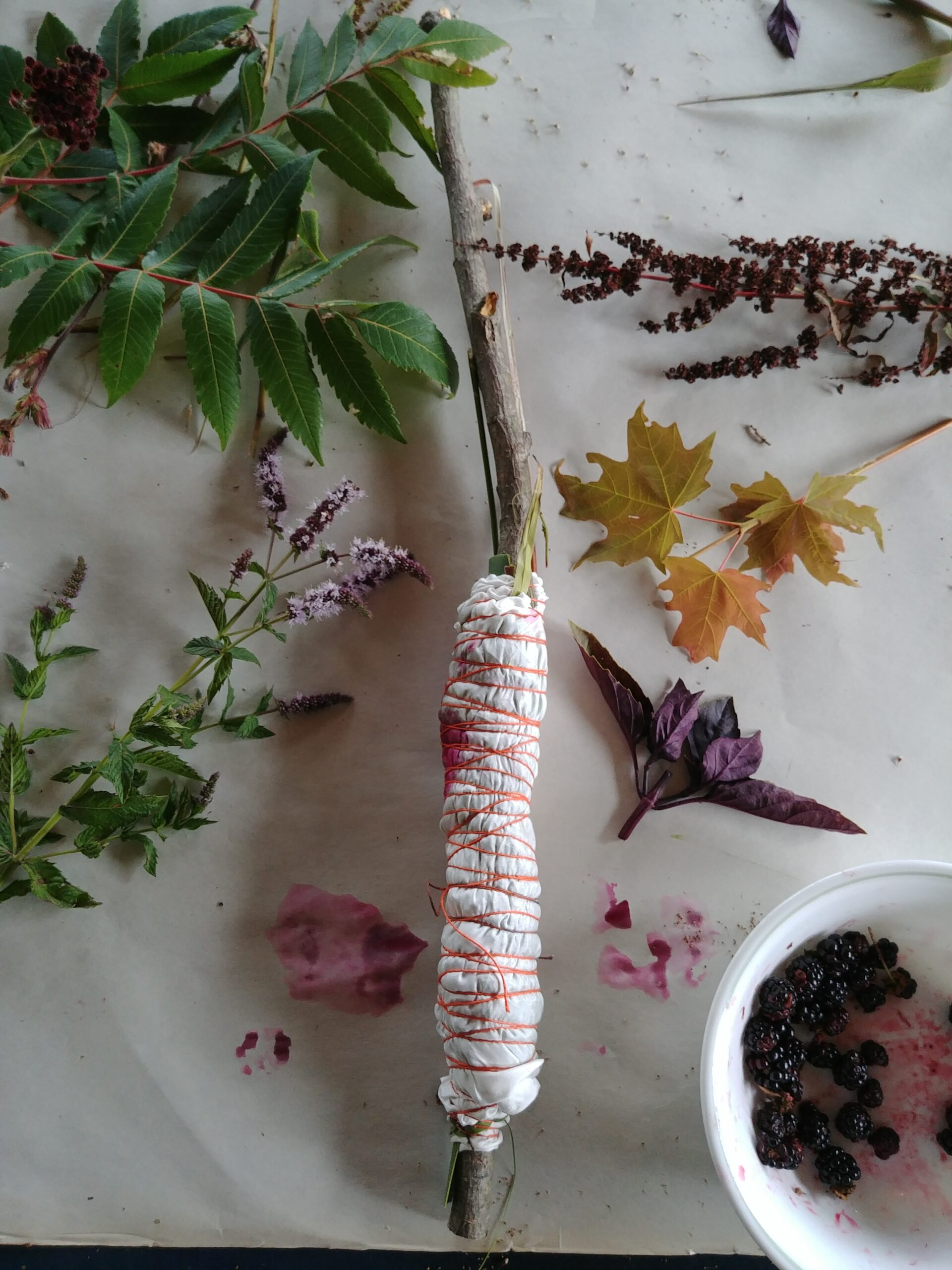 Botanical Printing Workshop