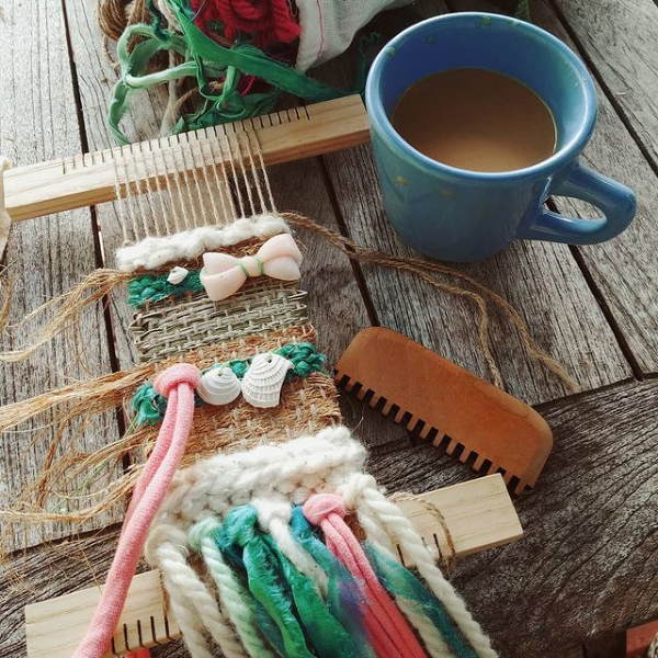 Tiny Tapestry Weaving Workshop