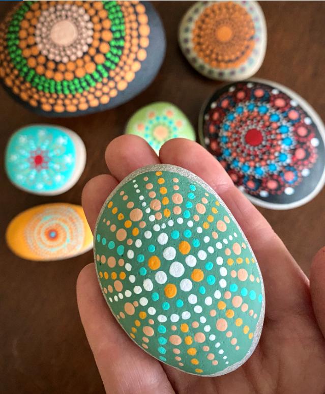 Dot Mandala Workshop