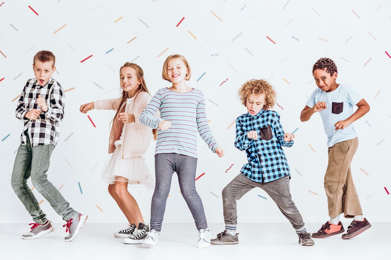 LHF Kids Love to Dance