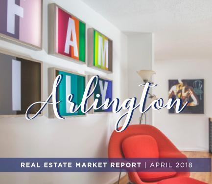 Arlington Market Update: April 2018