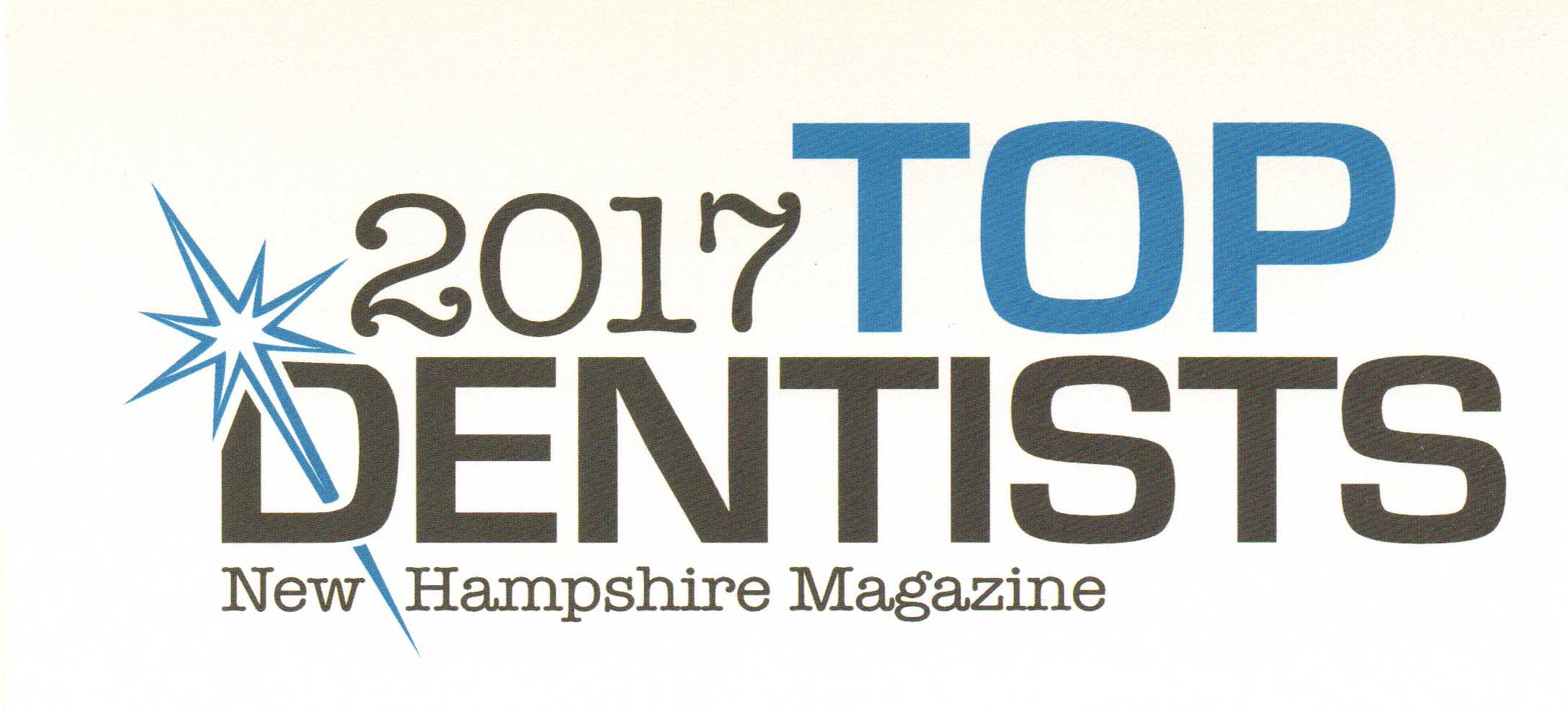 Spindel Dentistry Top Dentist 2017 award