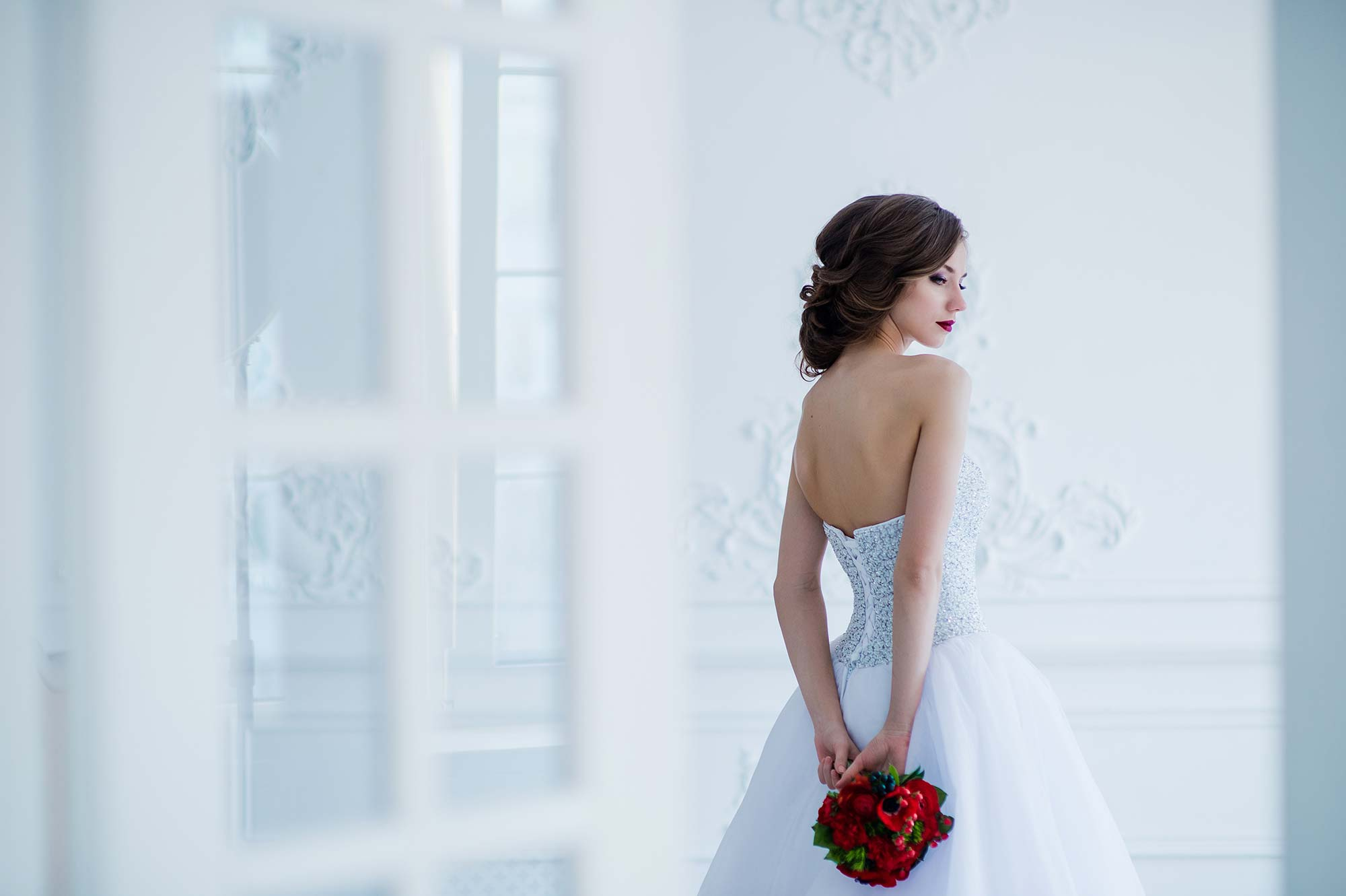 Wedding dress cleaning and preservation Las Vegas