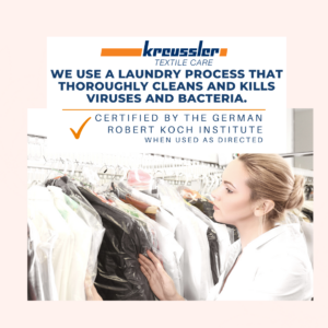 Laundry Process That Kills Viruses And Bacteria